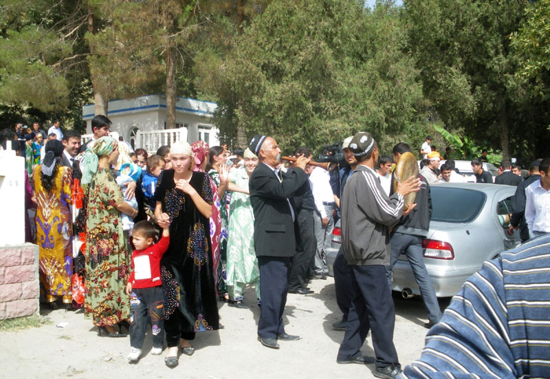 Tajik celebration.